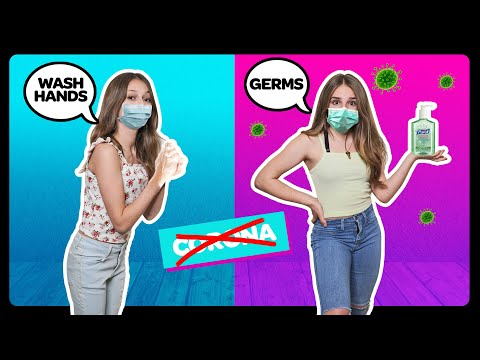How To Be HEALTHY In 2020 **Quarantine**| Sophie Fergi