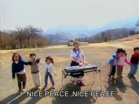 Nice Peace Crazy Japanese Song