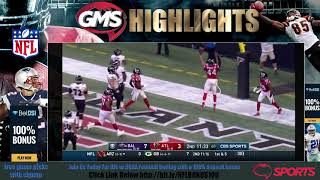 N-F-L Week 13 Complete HD Highlights - Atlanta Falcons vs Baltimore Ravens