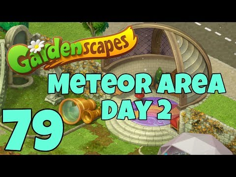 GARDENSCAPES - Gameplay Walkthrough Part 79 -  Science Area Day 2