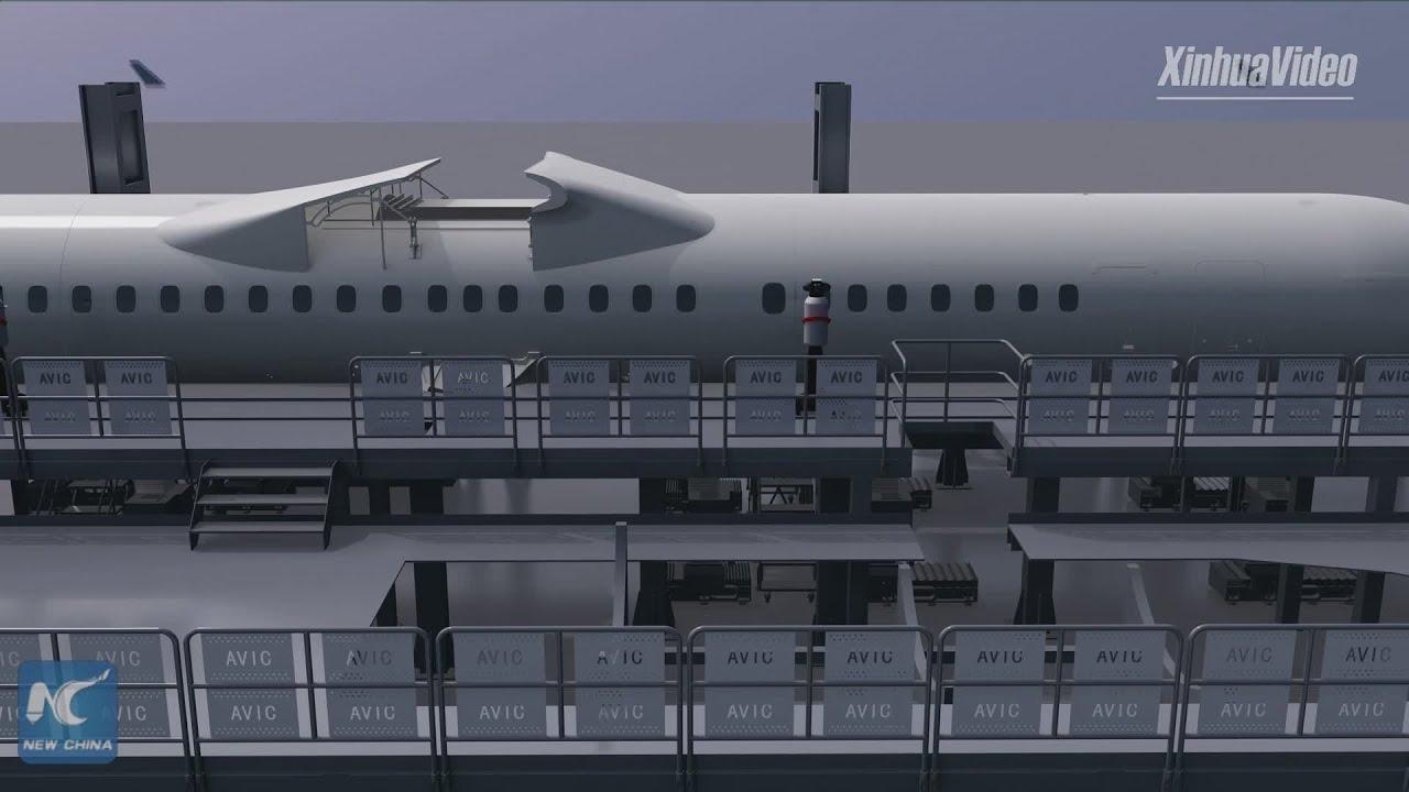 New breakthrough in China's Xinzhou-700 aircraft development