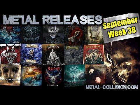 Metal releases 2021 - Week 38 (20.9.2021- 26.9.2021) releases!  - Metal Collision