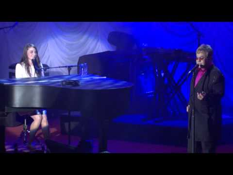 Sara Bareilles and Sir Elton John – Gravity (Duet)
