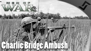 Charlie Bridge Ambush - Men of War: Vietnam - USA Mission 3 (COOP Gameplay)