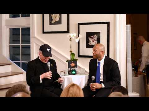 Dinner and Conversation with Mariano Rivera