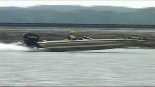 Bullet Bass Boat Very Very Fast