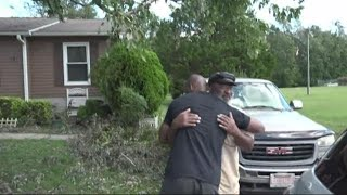 Fred returns home to see Jacksonville, NC after Florence