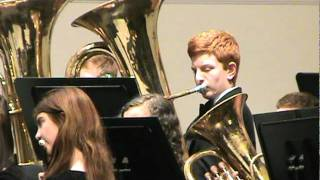New Trier Freshman Concert Band - Ballet Music From Faust