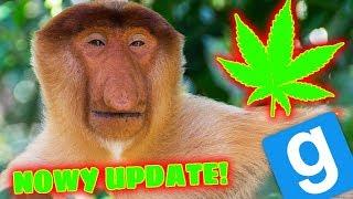 ⚡ZJARANY DOBRODZIEJ! NOWY UPDATE!⚡ GARRY'S MOD /With:EKIPA | TTT