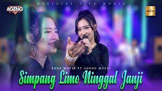 Rena Movies ft Ageng Music - Simpang Limo Ninggal Janji (Official Live Music)