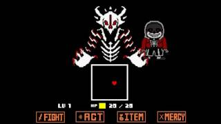 HELLTALE SANS FIGHT