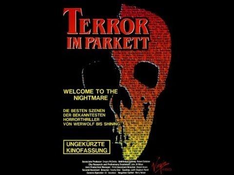 Terror im Parkett...