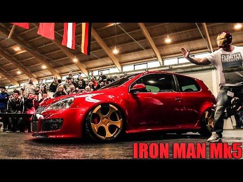 Iron Man VW Golf Mk5: Ricarda interviewt BenGee