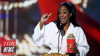 Tiffany Haddish Opens the 2018 MTV Movie & TV Awards With a Bang | THR News