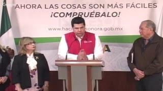 Secretaria de Hacienda Sonora - Dirección de Recaudación
