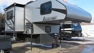 2016 Camplite 8.4 Truck Camper by Livin Lite! For sale in Ontario