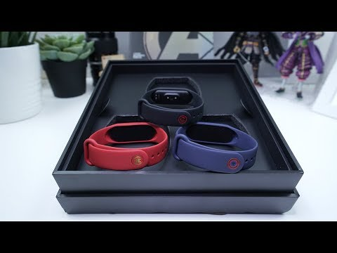 Xiaomi Mi Band 4 Marvel Avengers Limited Edition Indonesia Unboxing