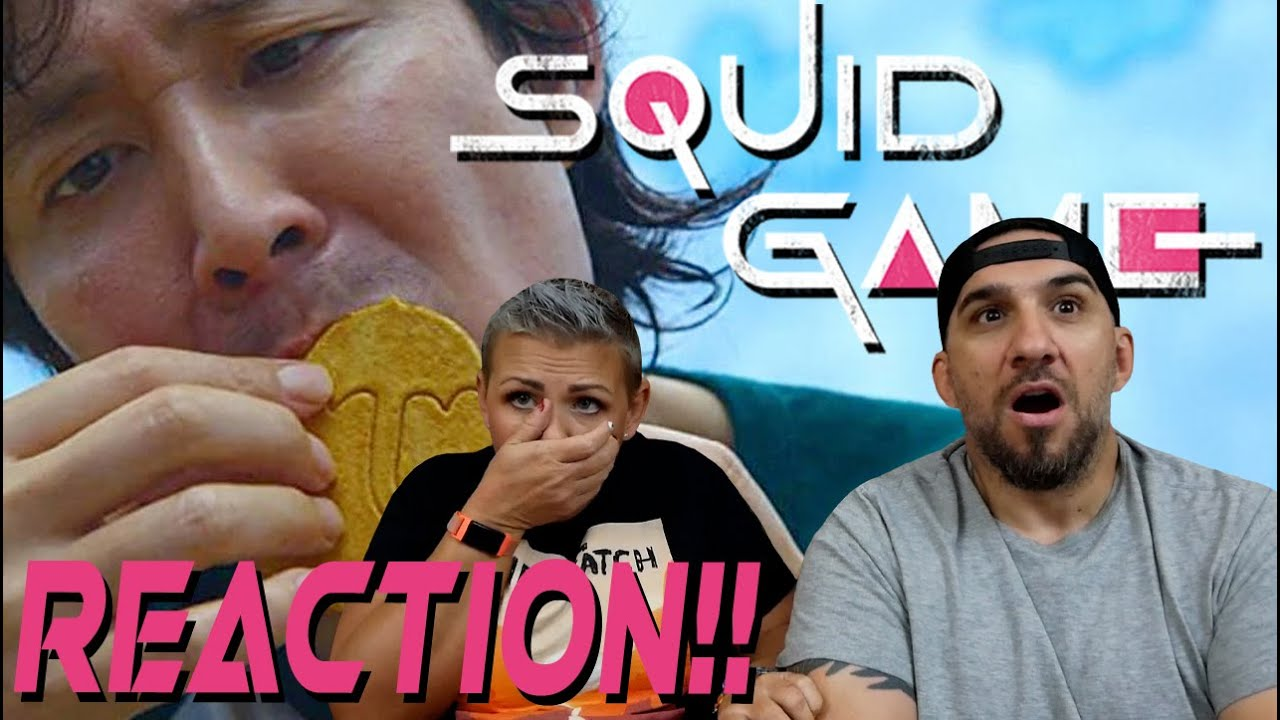 Download Squid Game Episode 3 'The Man with the Umbrella' REACTION!!