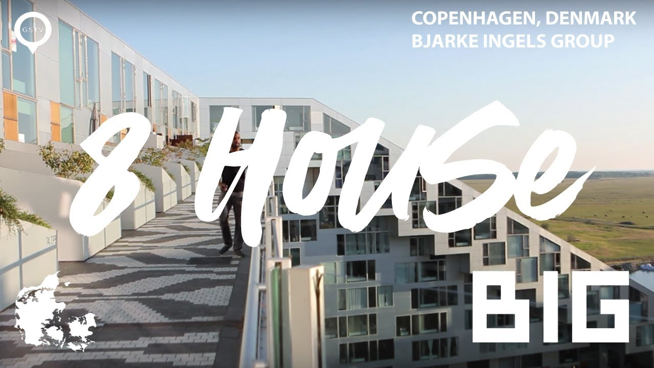 8 house x bjarke ingels group cph dk youtube for Big bjarke ingels group