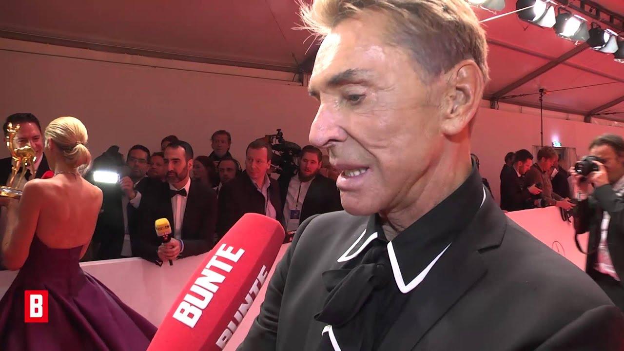 """Wolfgang Joop - Zurück zu """"GNTM""""?  - BUNTE TV"""