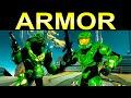 Halo 2 Anniversary ARMOR - ELITES and SPARTANS Customization