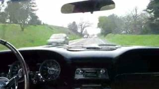1963 Ford Thunderbird Coupe Test Drive