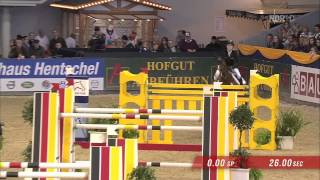 Janne-Friederike Meyer - Grace - GP 1.60 CSI3* Hannover 2012