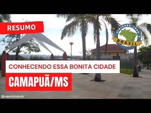 Viajando Todo o Brasil - Camapuã/MS