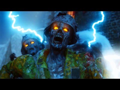 "Call Of Duty: Black Ops 3 ""AWAKENING - DLC #1"" Trailer!"