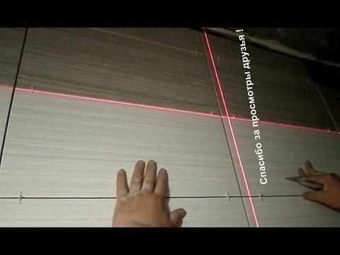 БЫСТРАЯ УКЛАДКА плитки на СТЕНУ 5 м2 30 мин. укладка ПЛИТКИ в ВАННОЙ #УкладкаКафеля