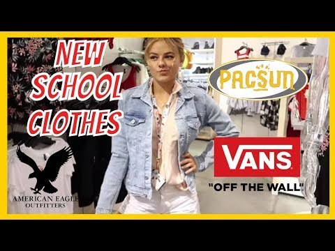 KESLEY'S BACK TO SCHOOL SHOPPING  | THE LEROYS