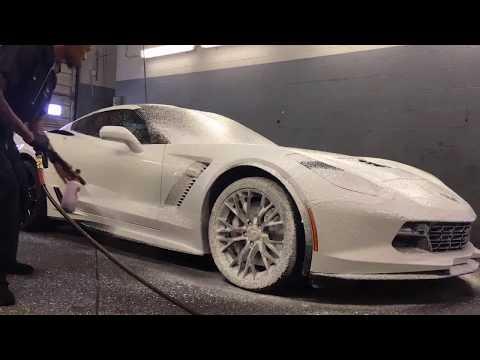 2018 Z06 Corvette Ceramic Coating /Paint Correction