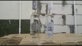Производство алкоголя с поддельными марками ликвидировано  в Щёкинском районе Тульской области