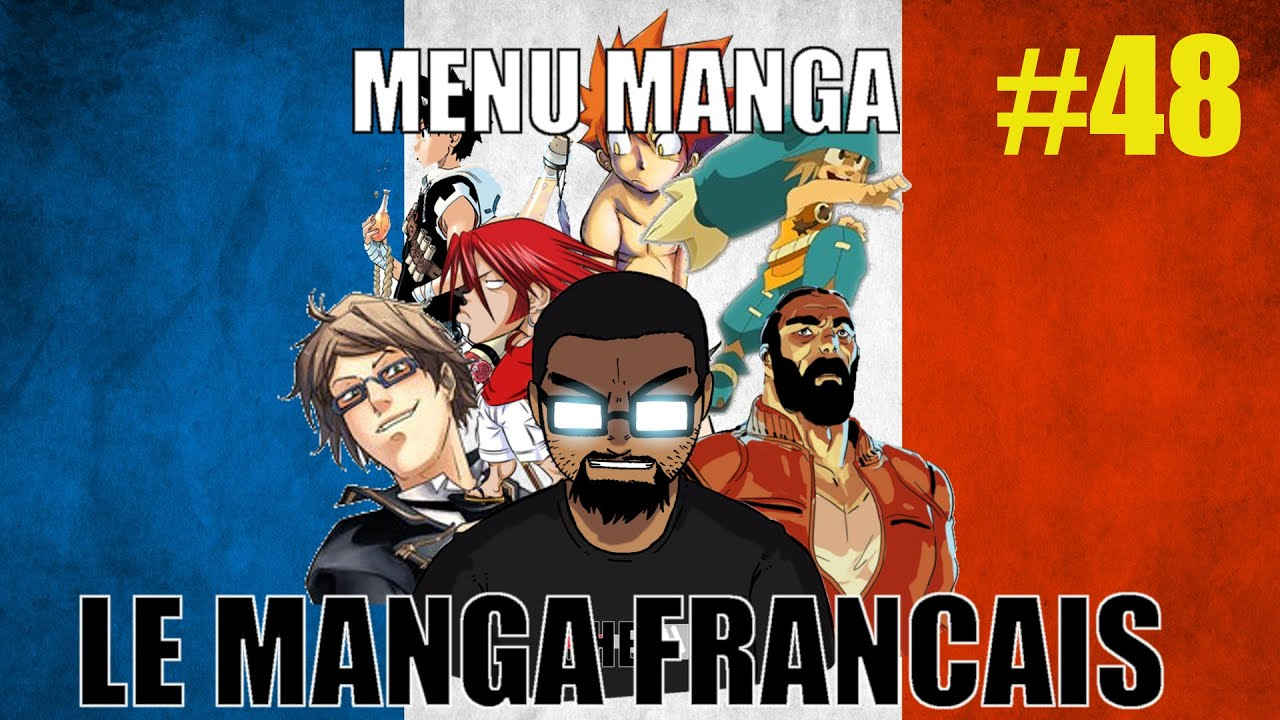 LE MANGA FRANCAIS   HERESIE     MENU MANGA  48   YouTube