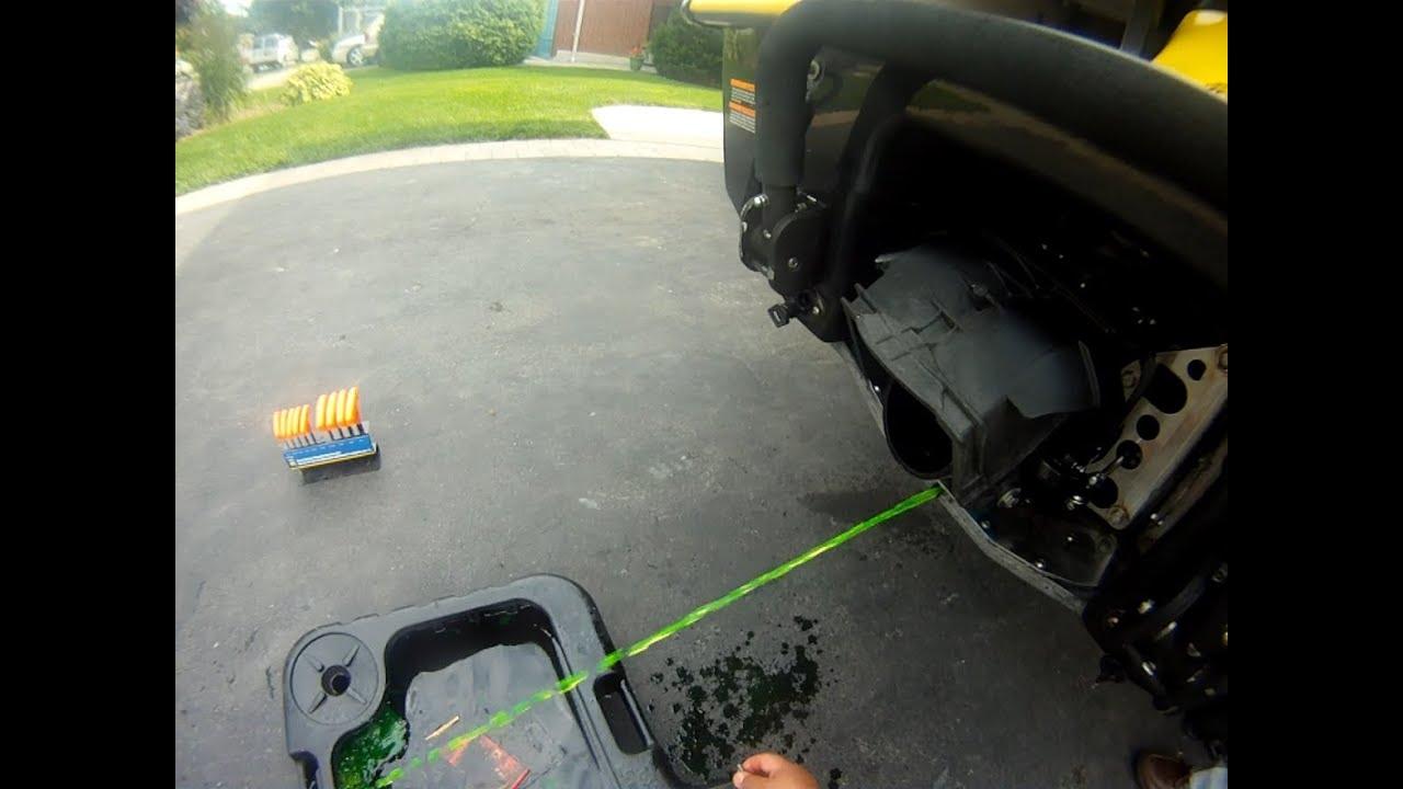 Yamaha R Spark Plug Change