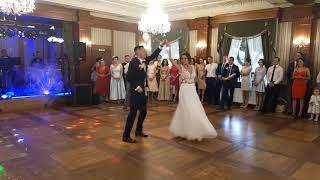 #weddingUL, pierwszy taniec, Ed Sheeran - Perfect