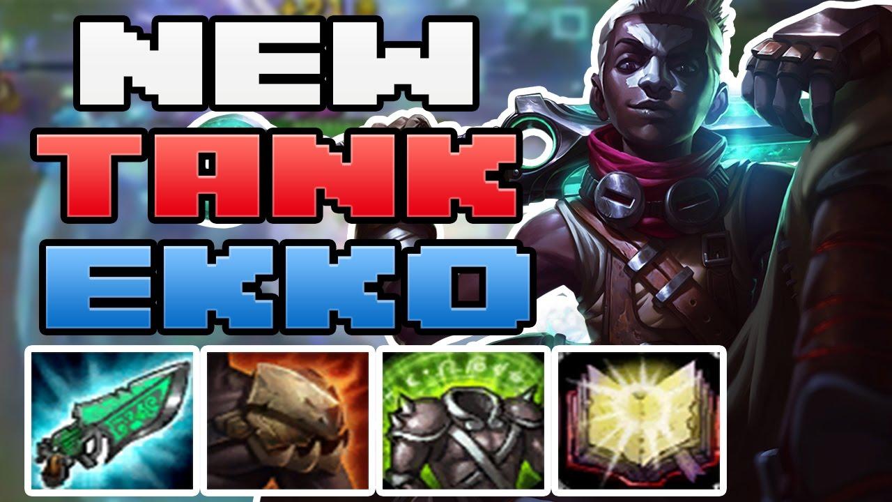 Ekko Tank Build Top