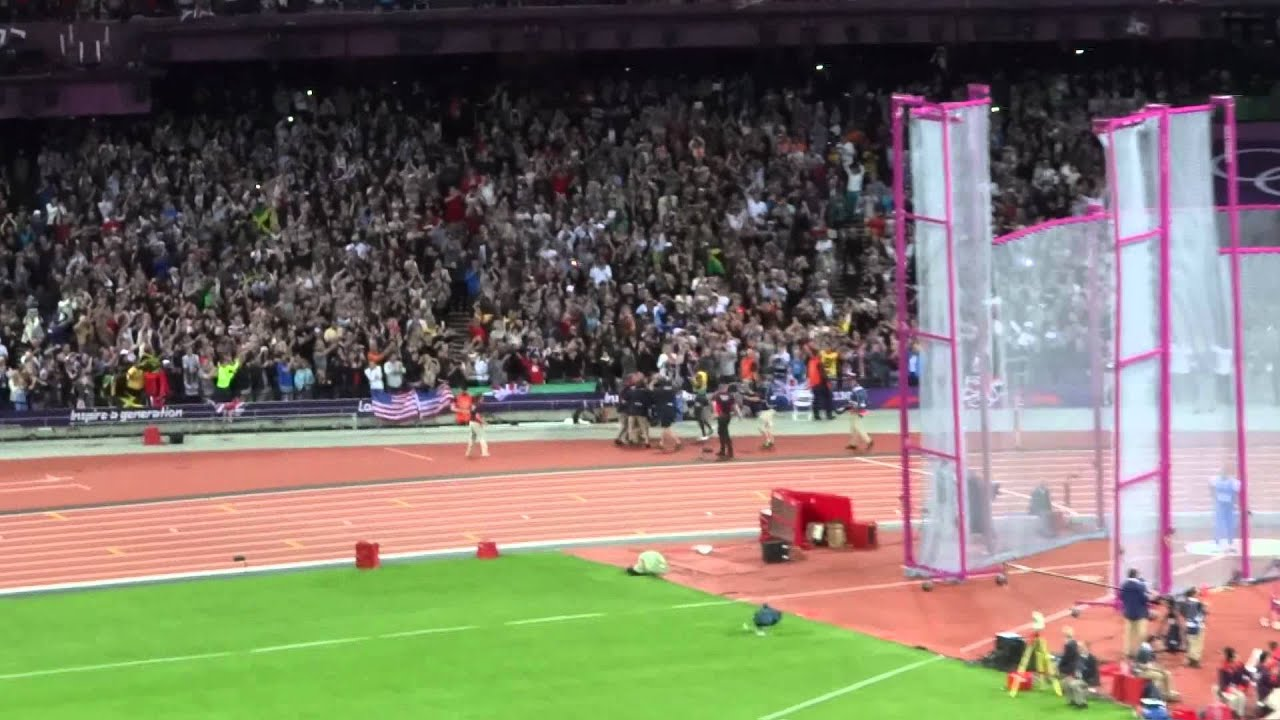 Usain Bolt London