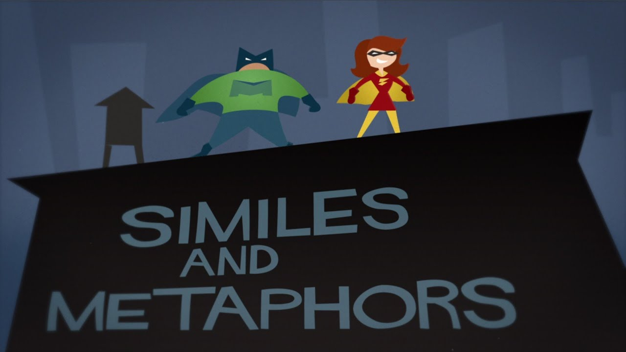 """""""similes And Metaphors"""" By The Bazillions  Youtube"""