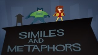"""Similes and Metaphors"" by The Bazillions"