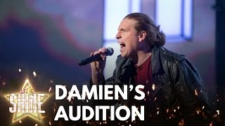 Damien Kivlehan performs 'You Give Love A Bad Name'  by Bon Jovi - Let It Shine - BBC One