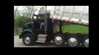 1999 Kenworth 6 Axle Dump Truck