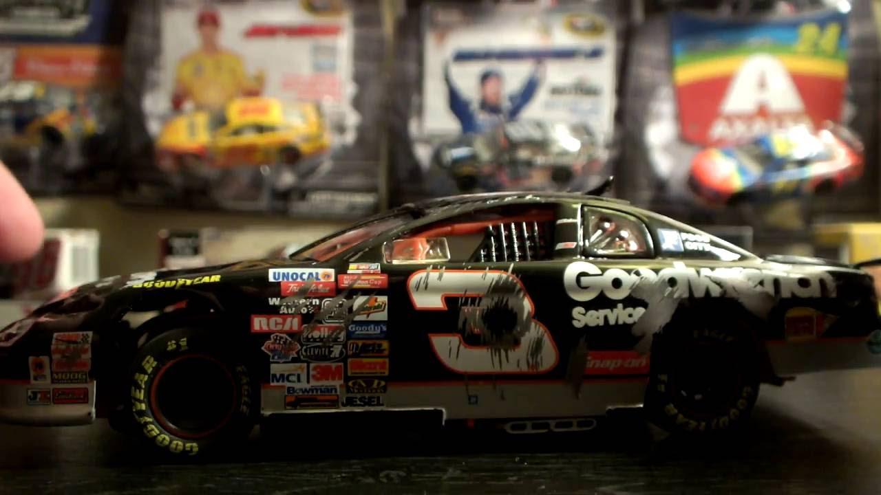 Earnhardt Crash Car