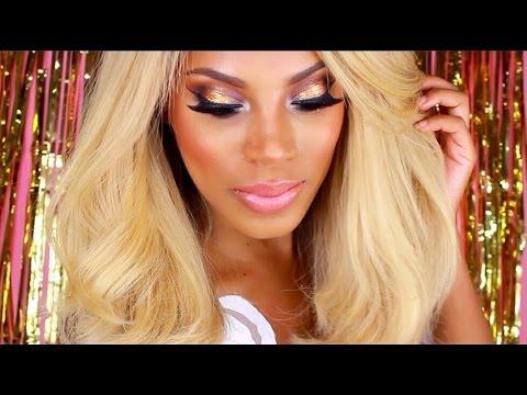 Birthday Makeup Look - YouTube