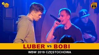 Luber  Bobi  WBW 2019 Częstochwa (freestyle rap battle)