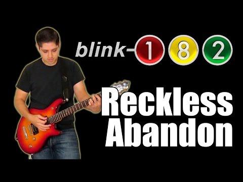 Blink-182 - Reckless Abandon (Instrumental)