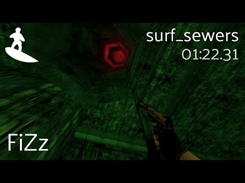 [WR] surf_sewers by FiZz - 01:22.31