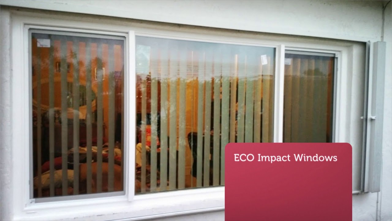 BHP ECO Impact Windows and Doors