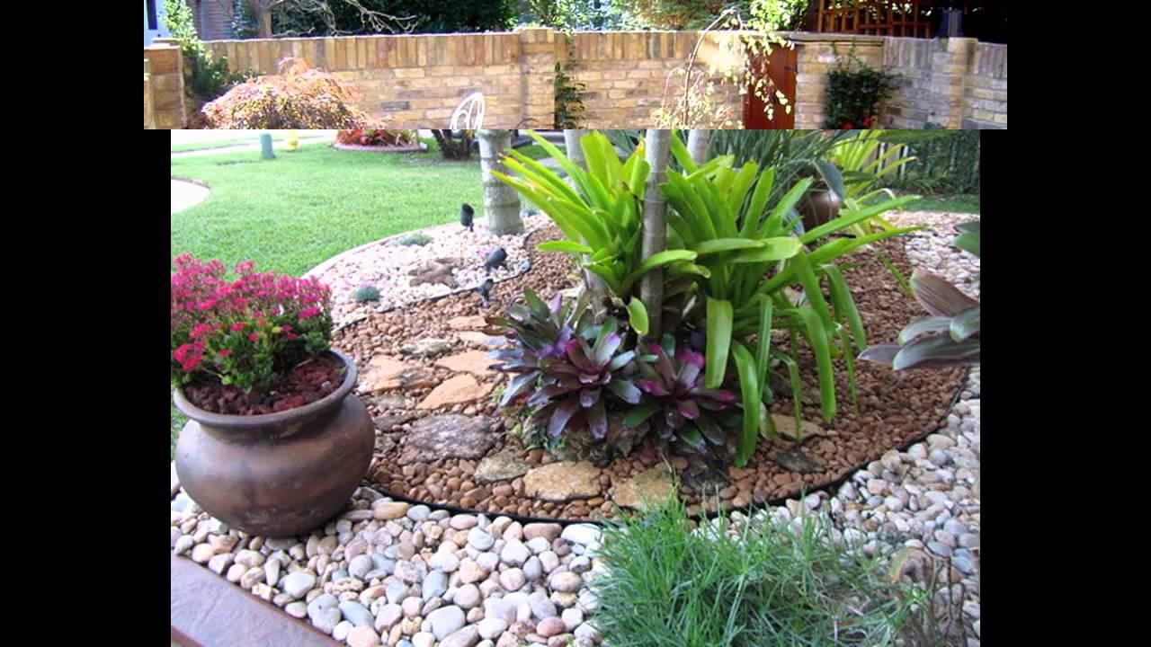 garden ideas rock design