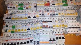 видео Особенности автоматических выключателей